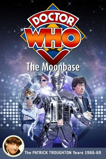 Poster of Doctor Who: The Moonbase