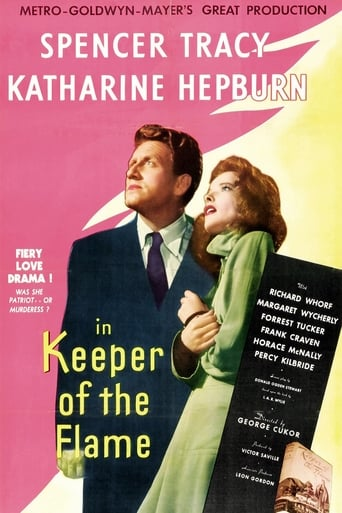 Poster of Keeper of the Flame