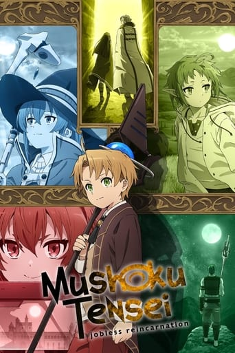 Poster of Mushoku Tensei: Jobless Reincarnation