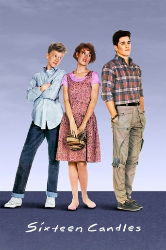Poster of Sixteen Candles