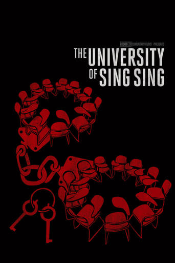 Poster of The University of Sing Sing