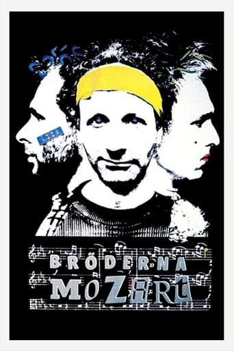 Poster of The Mozart Brothers