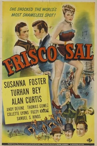 Poster of Frisco Sal