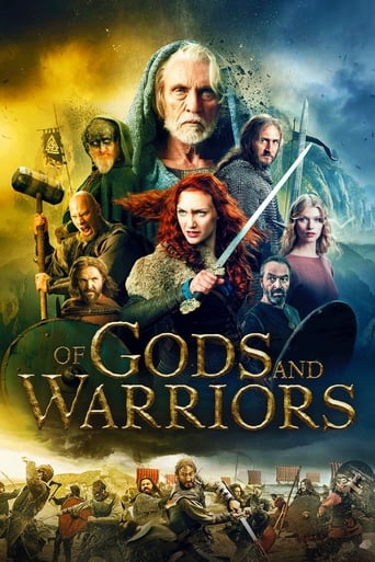 Poster of Of Gods and Warriors