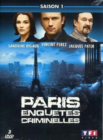 Poster of Paris enquêtes criminelles