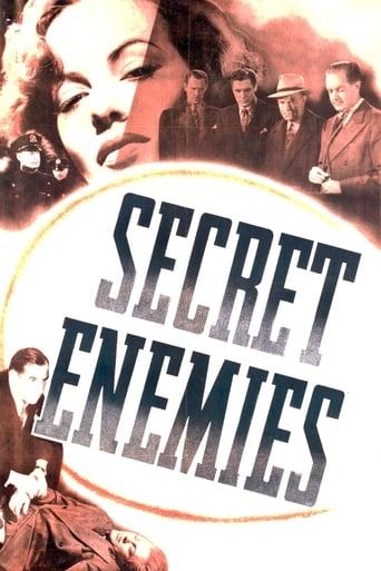 Poster of Secret Enemies