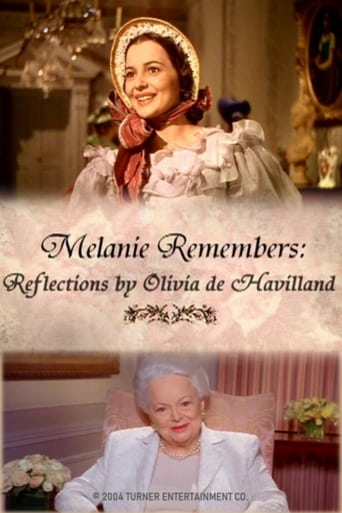 Poster of Melanie Remembers: Reflections by Olivia DeHavilland