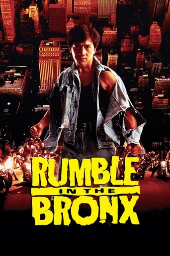 Poster of Rumble in the Bronx