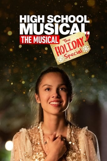 Poster of High School Musical: The Musical: The Holiday Special