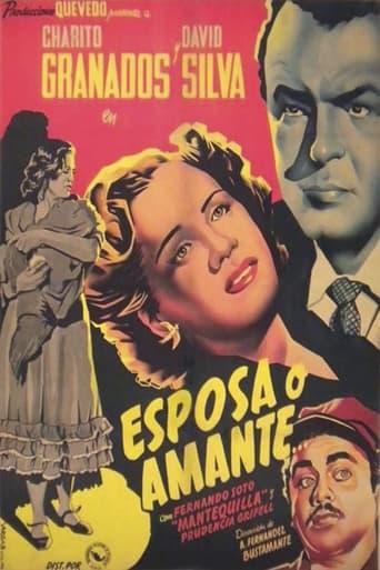 Poster of Esposa o amante