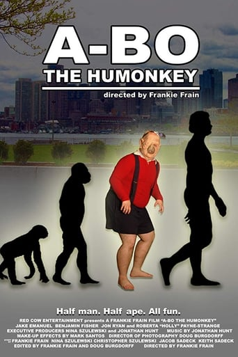 A-Bo the Humonkey poster