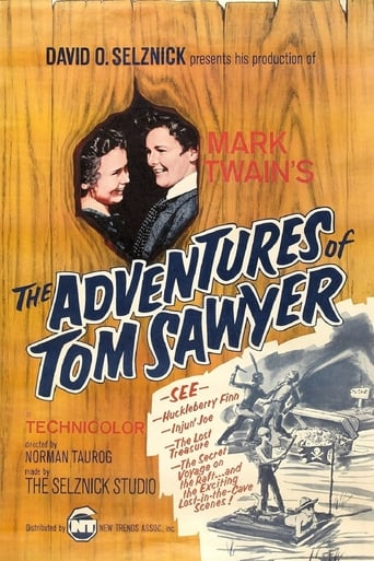 Poster of The Adventures of Tom Sawyer