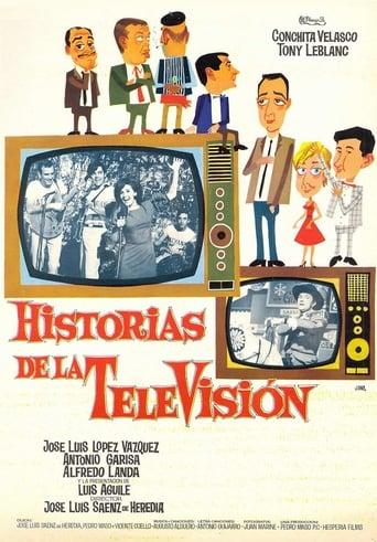 Poster of Historias de la televisión