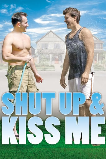 Poster of Shut Up and Kiss Me