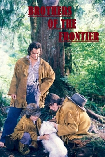 Poster of Brothers of the Frontier
