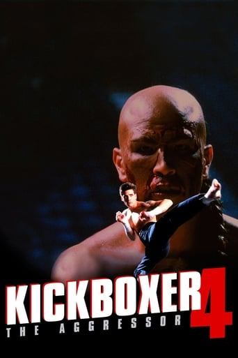 Poster of Kickboxer 4: The Aggressor