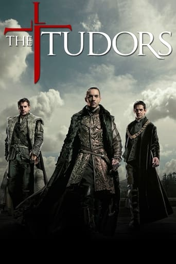 Poster of The Tudors
