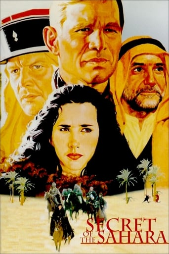 Poster of The Secret of the Sahara