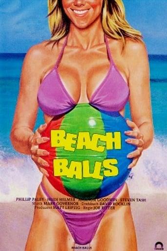 Poster of Beach Balls
