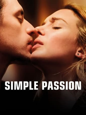 Poster of Simple Passion
