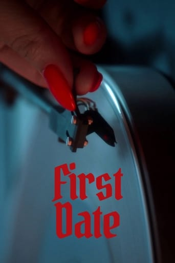 Poster of First Date