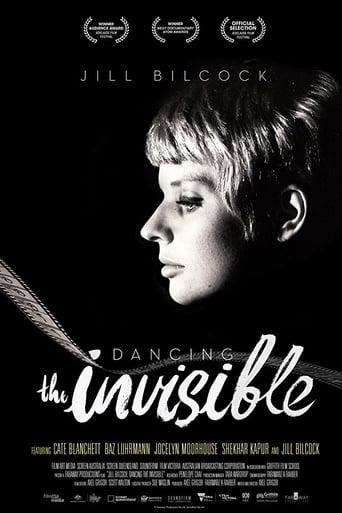 Jill Bilcock: Dancing the Invisible poster