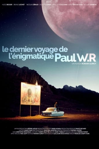 Poster of The Last Journey of the Enigmatic Paul W.R