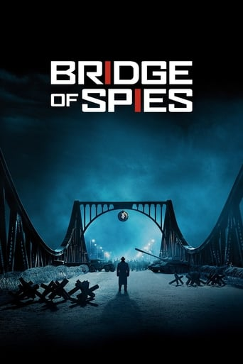 Poster of Bridge of Spies