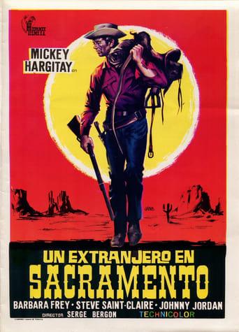 Poster of Stranger in Sacramento