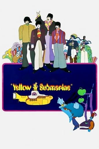 Poster of Yellow Submarine