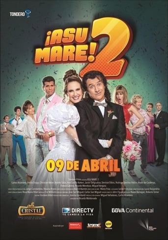 Poster of ¡Asu Mare! 2