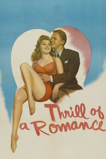 Poster of Thrill of a Romance