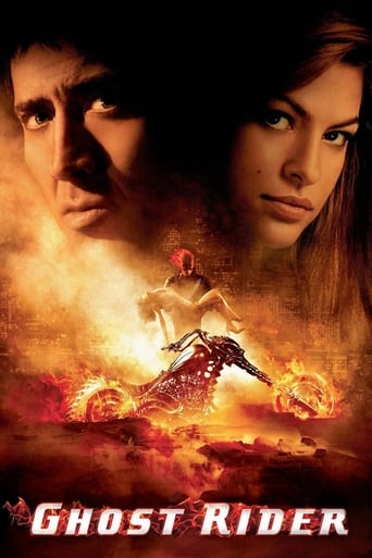 Poster of Ghost Rider