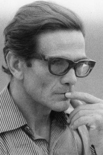 Image of Pier Paolo Pasolini