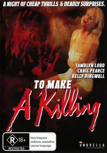 Poster of To Make a Killing