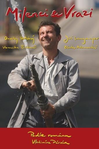Poster of Milenci a vrazi