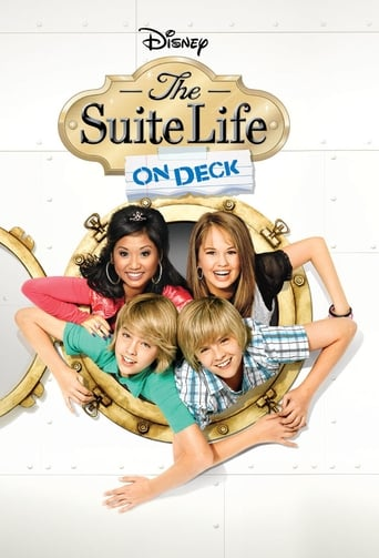 Poster of The Suite Life on Deck