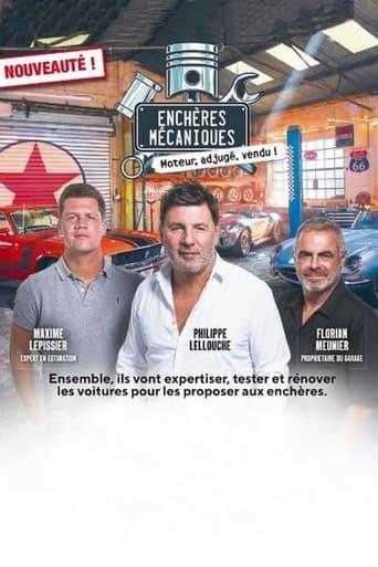 Poster of Enchères mécaniques