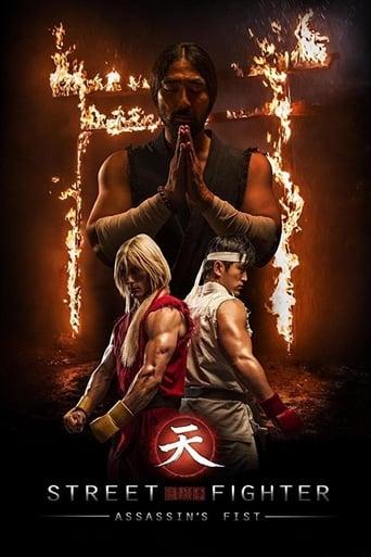 Poster of Street Fighter: Assassin's Fist