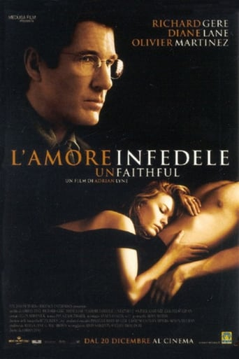 Poster of Unfaithful - L'amore infedele