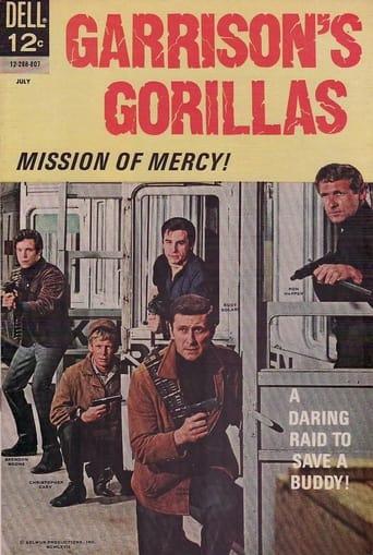Poster of Garrison's Gorillas