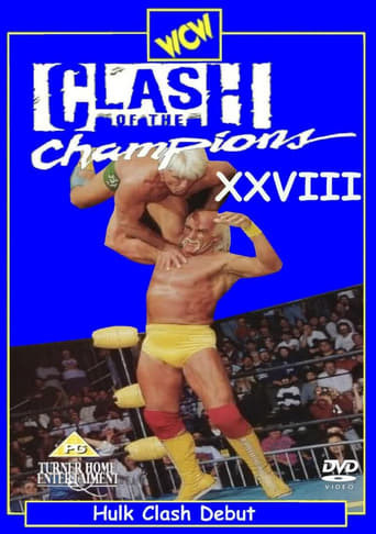 WCW Clash of The Champions XXVIII