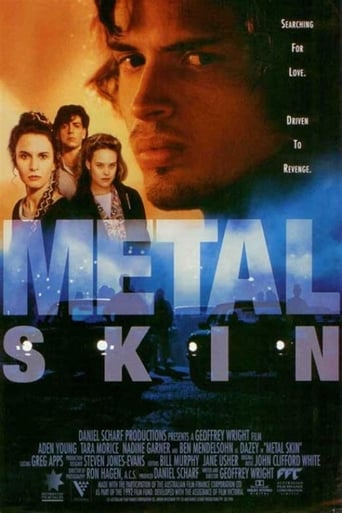 Poster of Metal Skin