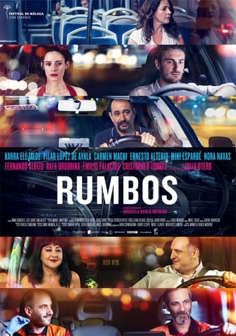 Poster of Rumbos