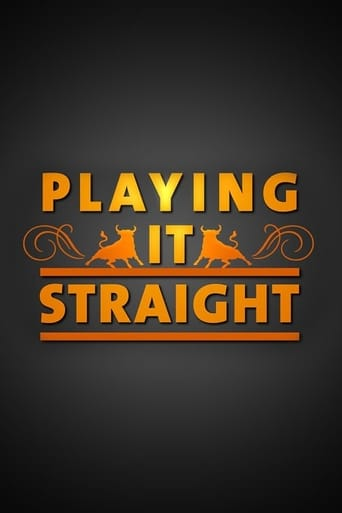 Poster of Playing It Straight