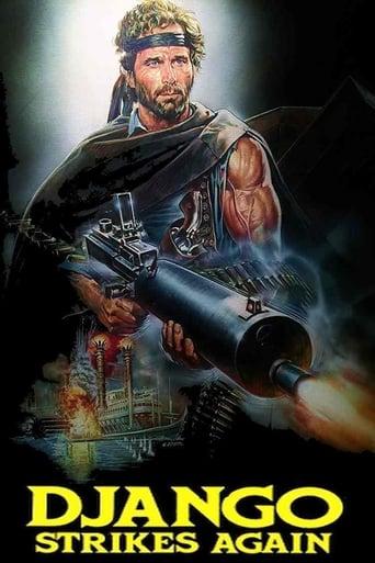 Poster of Django Strikes Again