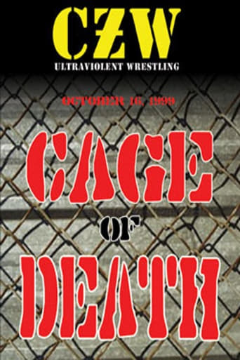 Poster of CZW Cage of Death II - After Dark