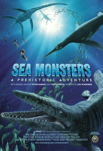 Poster of Sea Monsters