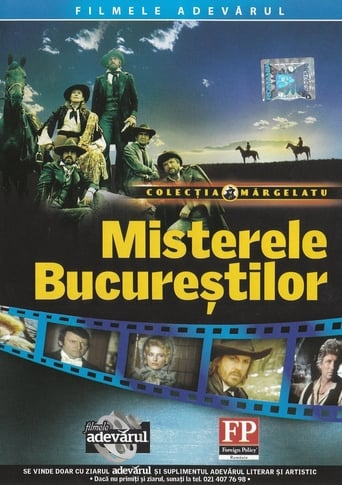 Poster of The Mysteries of Bucharest