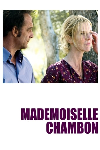 Filmplakat von Mademoiselle Chambon